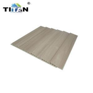 Blanc brillant à rainure et languette du panneau de plafond FACTORY en PVC