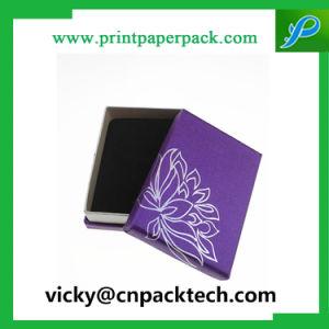 Популярные печатные и ювелирные украшения Флажки Пользовательские поля ювелирных изделий кольцо коробки
