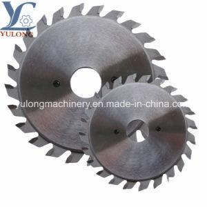 Professional Tct cuchilla circular con punta de carburo de tungsteno para máquina de corte de madera