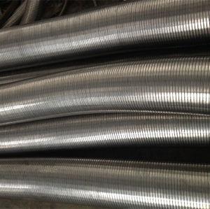 Buis van de Uitlaat van het roestvrij staal de Flexibele