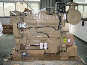 motore diesel Nt855-M270 di propulsione navale di raffreddamento ad acqua 202kw Cummins