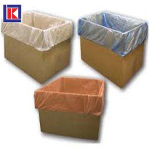 Cuadro Gussted lateral de plástico transparente de camisas de cartón para cajas de Gaylord