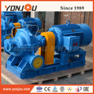 Doppelte Absaugung-zentrifugale Wasser-Pumpe
