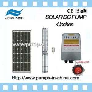 Pompa ad acqua d'agricoltura autoalimentata solare di alto flusso