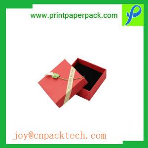 Caja con tapa de papel caja caja de Reloj de Flores de Chocolate caja caja de cartón Caja Perfume