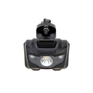 ABSプラスチック前部LED自転車のヘッドライト