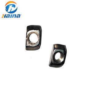 Les écrous de T, T l'emplacement de l'écrou de la tête de marteau l'écrou de fixation pour profilé en aluminium