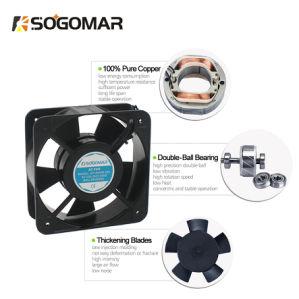 AC осевой вентилятор 6 дюймовый 150x150мм 270куб 2700об/мин 28W с гарантией один год