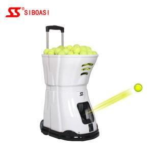 Pelota de Tenis Siboasi máquina lanza pelotas de tenis S3015