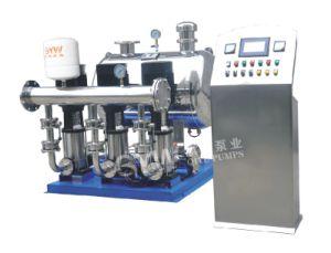 Haute efficacité de la pompe de gavage en plusieurs stades de l'eau