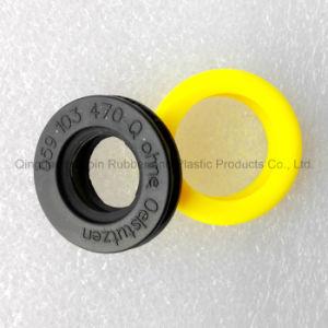 OEM personalizados de los componentes de caucho Industrial