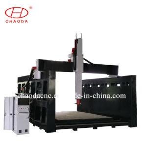5개의 축선 CNC 대패를 프로그램하는 중국 공급자 CNC 기계