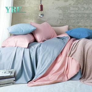 Insieme litoraneo di lusso del Comforter della doppia base del cottage 4PCS