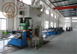 Оцинкованные стальные перфорированные кабельного лотка Lintel рулон формирование производственной линии бумагоделательной машины