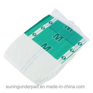 Nonwoven pañales para adultos con Super absorbencia