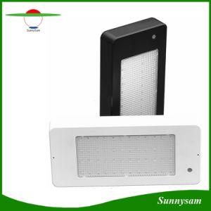 Das 48 LED-Solarlicht IP65 imprägniern im Freien Radar-Fühler-Solargarten-Lampe der Sicherheits-800lm