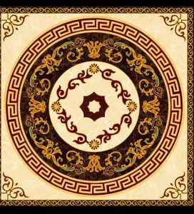 De super Glanzende Verglaasde Opgepoetste Tegel van de Vloer van de Decoratie en de Tegel van de Muur