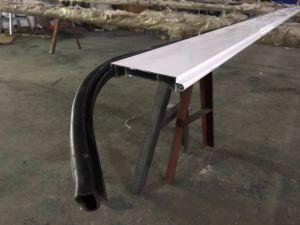 Автоматическая алюминиевых ролика двери гаража / Безопасность алюминиевых динамического гаражных дверей