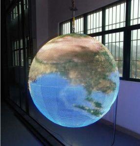 Customerized Balle Pleine couleur écran LED