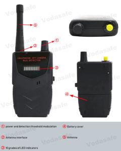 シグナルの探知器; 無線カメラの探知器; ビデオ・カメラの探知器
