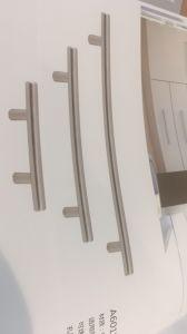 Angestrichene festes Holz-Tür Blum lagert einfache Qualitäts-Eitelkeit mit Fußboden-Stellung schwenkbar (ACS1-W145)