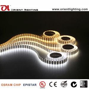 ULのセリウムEpistar 5050 120 LEDs/M 28.8W/M二重線LEDの滑走路端燈