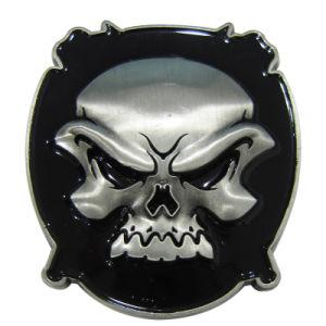 Kundenspezifisches Promotional Gift 3D Die Struck Iron Enamel Metal Coin (115)