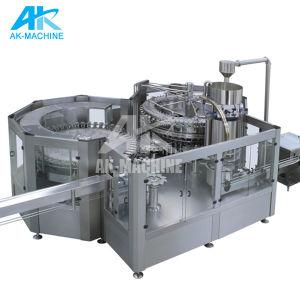 6000bph Soft Drink remplissage usine d'Embouteillage de boissons gazeuses de la machine de ligne