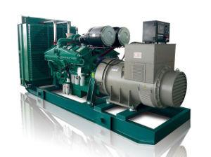 침묵하는 유형 고능률 디젤 엔진 발전기 세트를 사용하는 특별한 환경