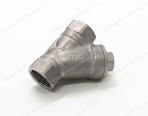(Filtro) Ce Y типа сетчатый фильтр из нержавеющей стали
