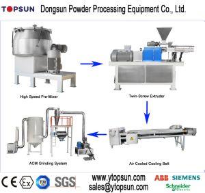 Produzione/fabbricazione/produzione del rivestimento/vernice della polvere/fare riga