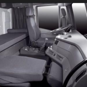 Caminhão do trator de Sih Genlyon M100 380HP com motor do cursor