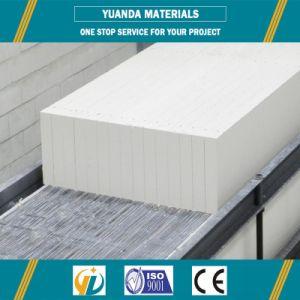 Lichtgewicht Geprefabriceerde Concrete Plak voor Bouwconstructie