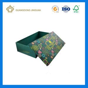 Роскошный Мэтт полноцветной печати удлинитель волос упаковке с крышкой (нижней части крышки багажника)