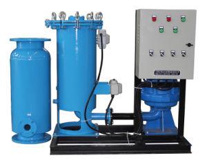 自動コンデンサーの真鍮の管のクリーニングシステム