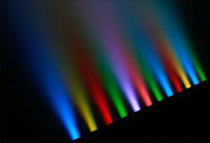 セリウムとのディスココンサートのための屋内LEDの壁の洗濯機ライト