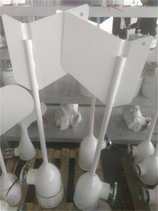 1.85m 바퀴 직경 24V/48V AC는 3 관제사를 가진 잎 600W 바람 터빈을 출력했다