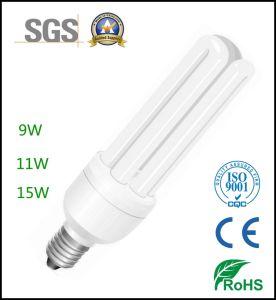 Halbes Spirl energiesparendes Birnen-Cer RoHS genehmigt