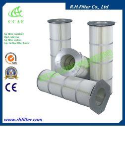 Cartucho de filtro de aire de poliéster Ccaf