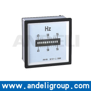Амперметр переменного или постоянного тока/Вольтметр Частотомера панели дозатора