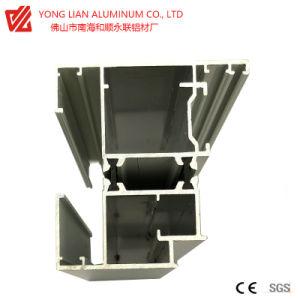 Marco de la ventana de aluminio y puerta de perfil de marco fabricante