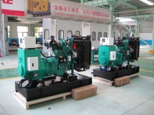 16-1200KW Groupes électrogènes diesel Cummins/ Groupes électrogènes