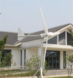 El ejército de la independencia de la isla de Energía Renovables Pequeño aerogenerador híbrida de paneles solares