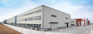 Taller de acero ligero de alta resistencia del almacén de la estructura de acero del edificio