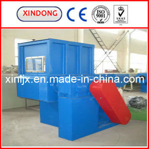 堅いプラスチック粉砕機、管の寸断機械(MSS600)