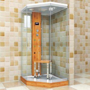 Un estilo moderno cuarto de baño de vapor computarizado (Londres, la serie S023)