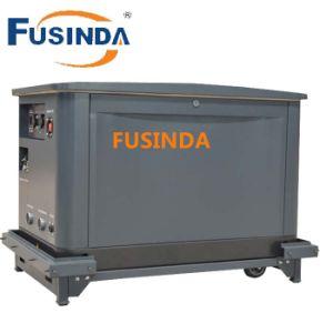 Tipo silenzioso diesel/generatore standby del motore a gas benzina/della benzina per l'alimentazione elettrica