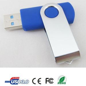 Поверните флэш-накопителя USB3.0 высокая скорость 8 Гбит/с, 16ГБ/32 Гб/64 Гб/128 ГБ