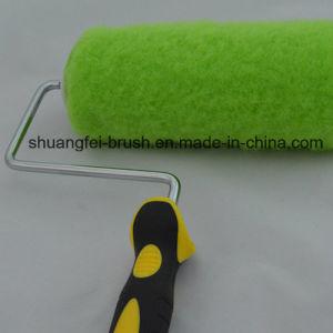 Rullo di vernice del poliestere di buona qualità con la maniglia molle