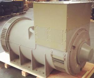 400V Alternator 3000rpm Alternator Single Bearing Brushless Generator